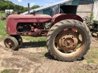 CO-OP E3 tractor