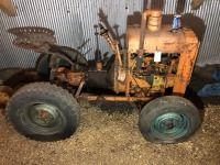 LeRoi tractor