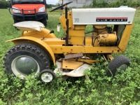 Cub Cadet 70 with mower deck