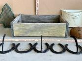 Horseshoe Hat Rack and Home Decor