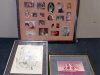 Framed Art Prints and Photo Frame