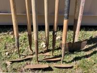 Garden Hoe Assortment
