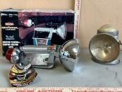 2 Vintage Lanterns