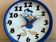 Donald Duck Wall Clock