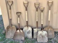 Shovel Assortment