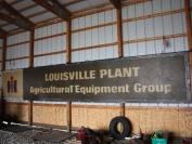 Louisville Plant Agricultural Equipment Group Sign Plastic