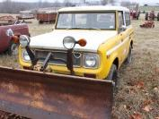 International Scout Sno-Star package