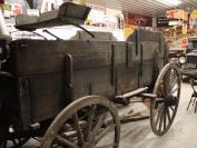 Weber high wheel wagon