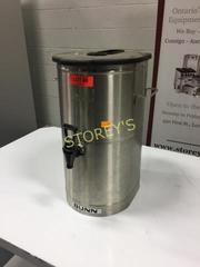Bunn Aluminum Coffee Urn