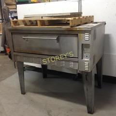 Zesto Gas Pizza Oven