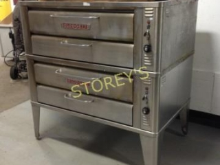 Blodgett Double Stack Pizza Oven