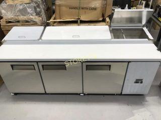 KPP 93 Pizza Preparation Refrigerator