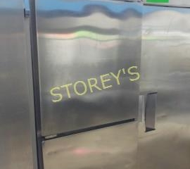 Delfield S S 2 Door Refrigerator