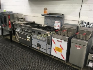 New Cooking Starting at  500