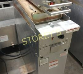 Vulcan Griddle Press