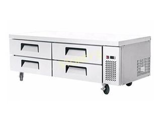 KCB 4D 60 Equipment Stand  Refrigerated Base