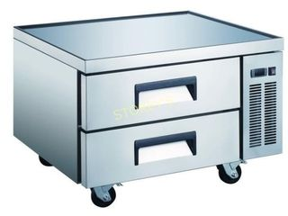 KCB 2D 36 Equipment Stand  Refrigerated Base