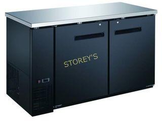 KBB2 6027 Back Bar Cabinet  Refrigerated