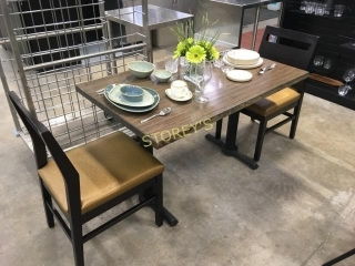 Golden Seat Dinning Chair    50