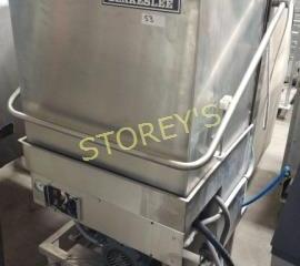 Blakeslee Flow Through Dishwasher