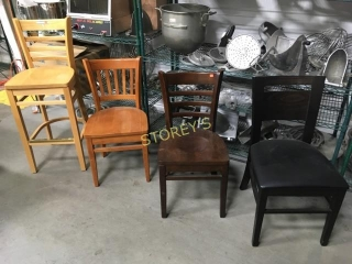 New Chairs and Stools    50 200