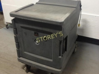 Cambro Heated Rolling Food Cabinet