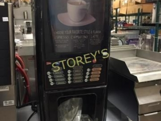 New   Espresso Station
