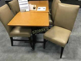 High Back leather Baige lounge Chairs    60