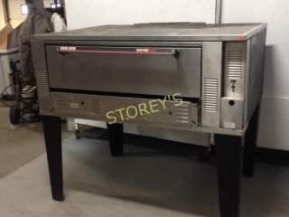 Garland Pyro Deck Gas Pizza Oven