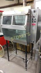 GBS 24  6 Spit Electric Rotisserie BBQ