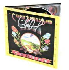 CHARLIE DANIELS HAND AUTOGRAPHED CD