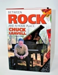 CHUCK LEAVELL HAND AUTOGRAPHED BOOK