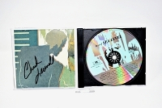 CHUCK LEAVELL HAND AUTOGRAPHED CD