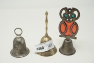 OLD METAL BELLS