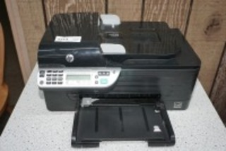 HP OFFICEJET 4500 WIRELESS MULTIFUNCTION WIRELESS PRINTER / SCANNER / COPIER