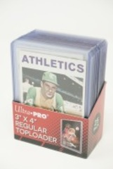 1964 TOPPS BASEBALL CARDS IN HARD PLASTIC COVERS