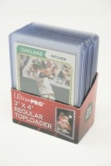 1974 TOPPS BASEBALL CARDS IN HARD PLASTIC COVERS