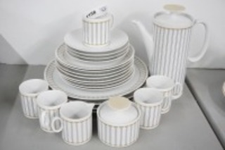 THOMAS CHINA MADE IN GERMANY, 24 PIECES