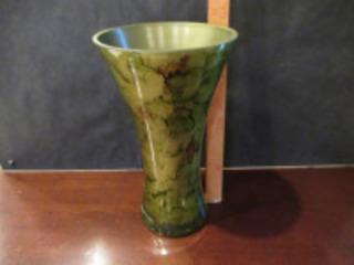 ART GLASS VASE - (BR1)