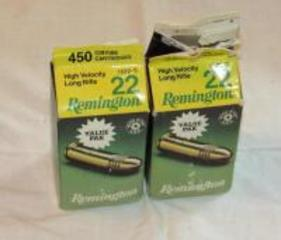 Remington 22 ammo