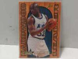 BASKETBALL CARD, SHAQUILLE O'NEAL