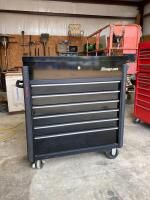 Snap On Tool Box - Black