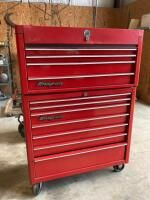 Snap On Tool Box - Red