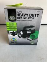 Elite Heavy Duty Tire Inflator - New in Box