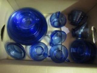 DESSERT PLATES - SAUCERS & CUPS- B1