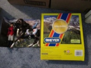BREYER LITTLE DEBBIE SPECIAL EDITION - USL