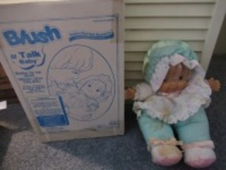 BLUSH BABY DOLL - USL