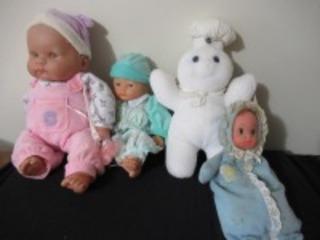 3 BABY DOLLS - USR
