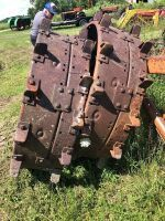 Triple steel wheels Farmall