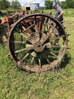 H Farmall steel wheel
